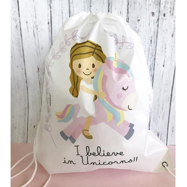 Bolsa Unicornio Niña