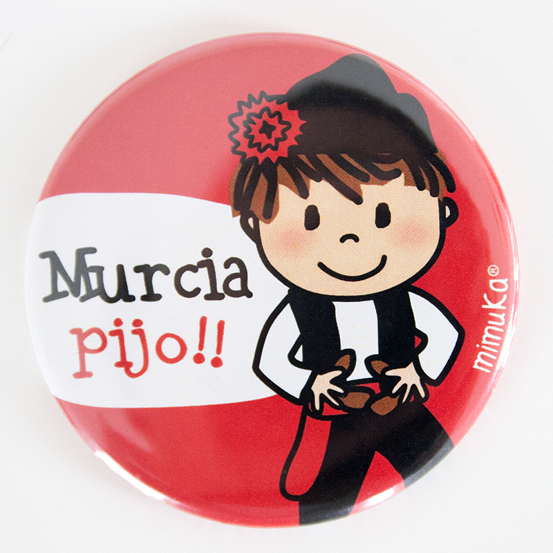 Abrebotellas-imán Huertano Murcia Pijo