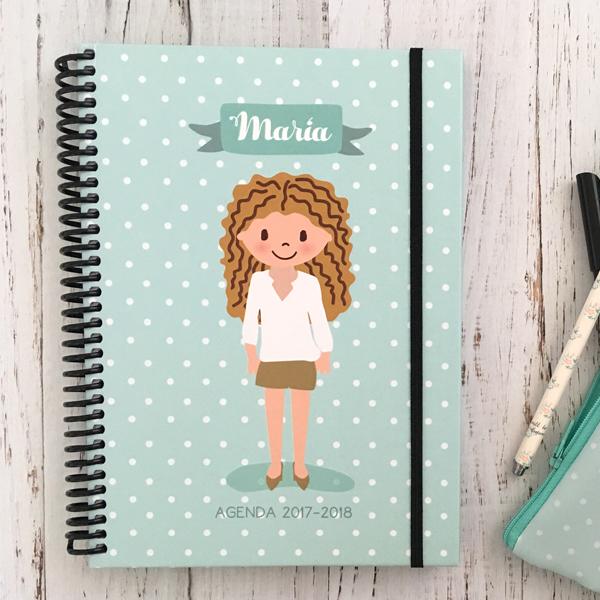 Agenda Chica día/página