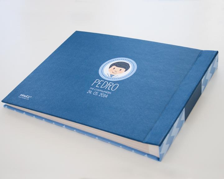 Libro  Firmas Niño