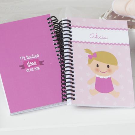 Cuaderno 10x15 bebé