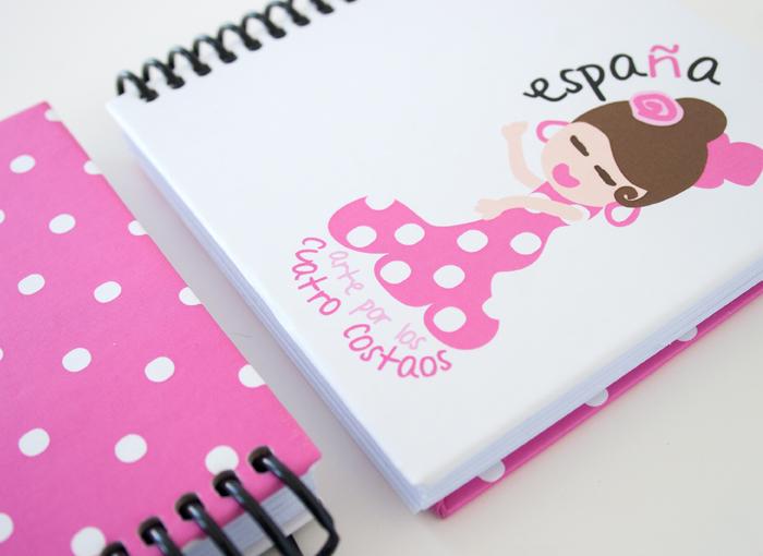 Cuaderno España Olé