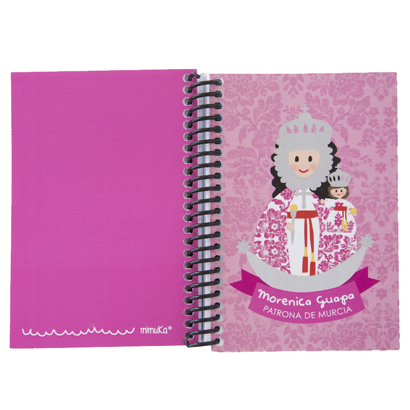 Cuaderno Virgen Fuensanta
