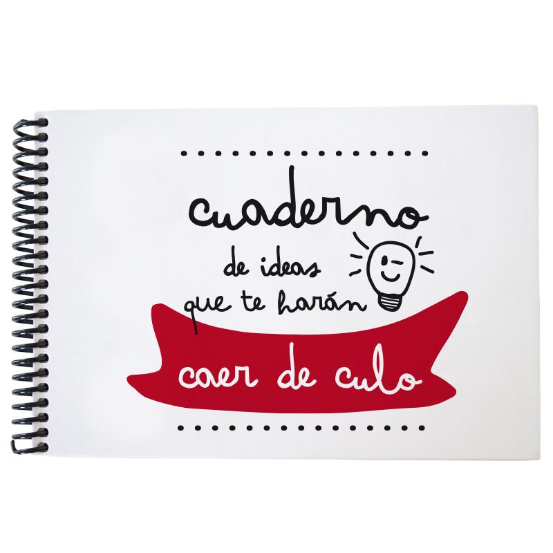 Cuaderno Ideas