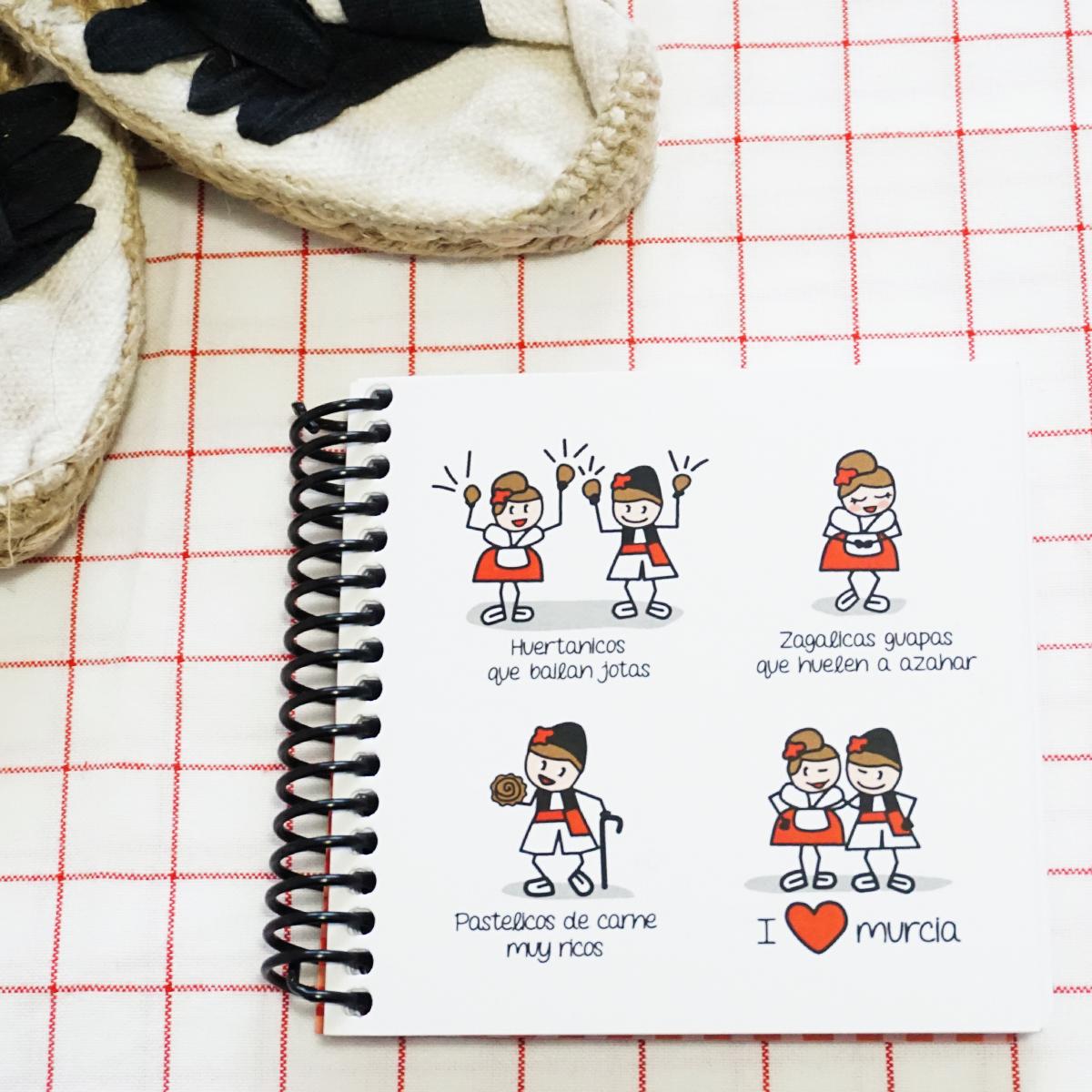 Cuaderno Huertanos