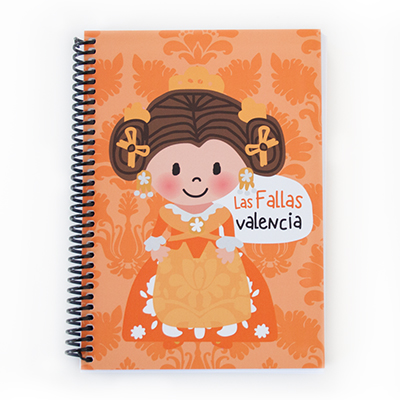Cuaderno Falleras