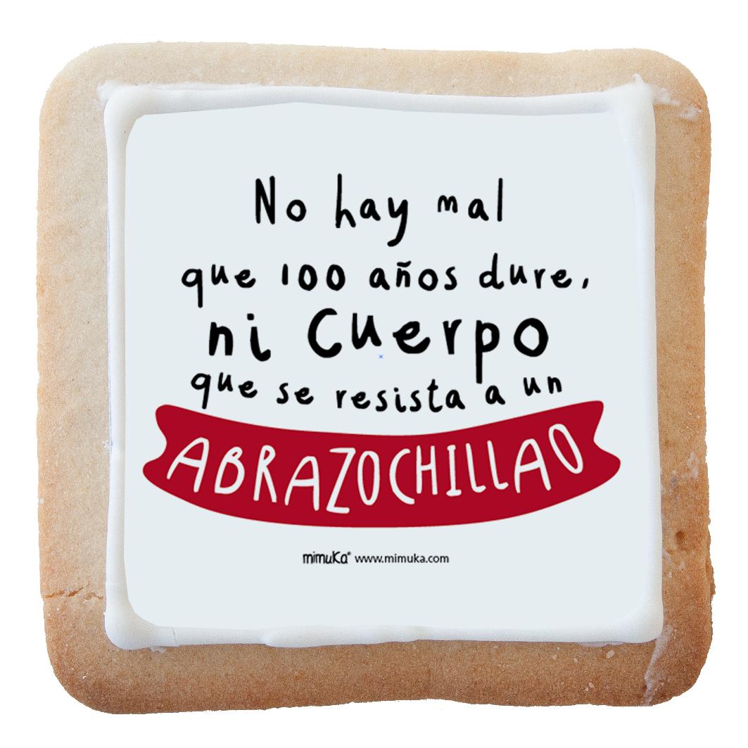 Galleta Abrazochillao