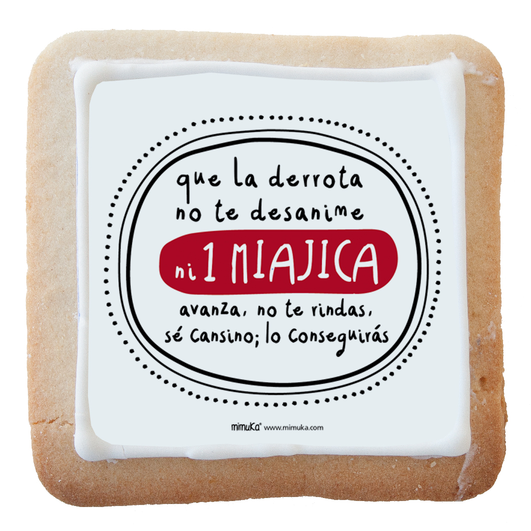 Galleta Ni una Miajica