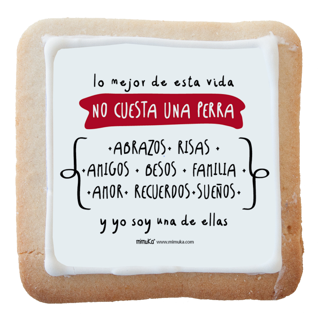 Galleta  Ni una perra