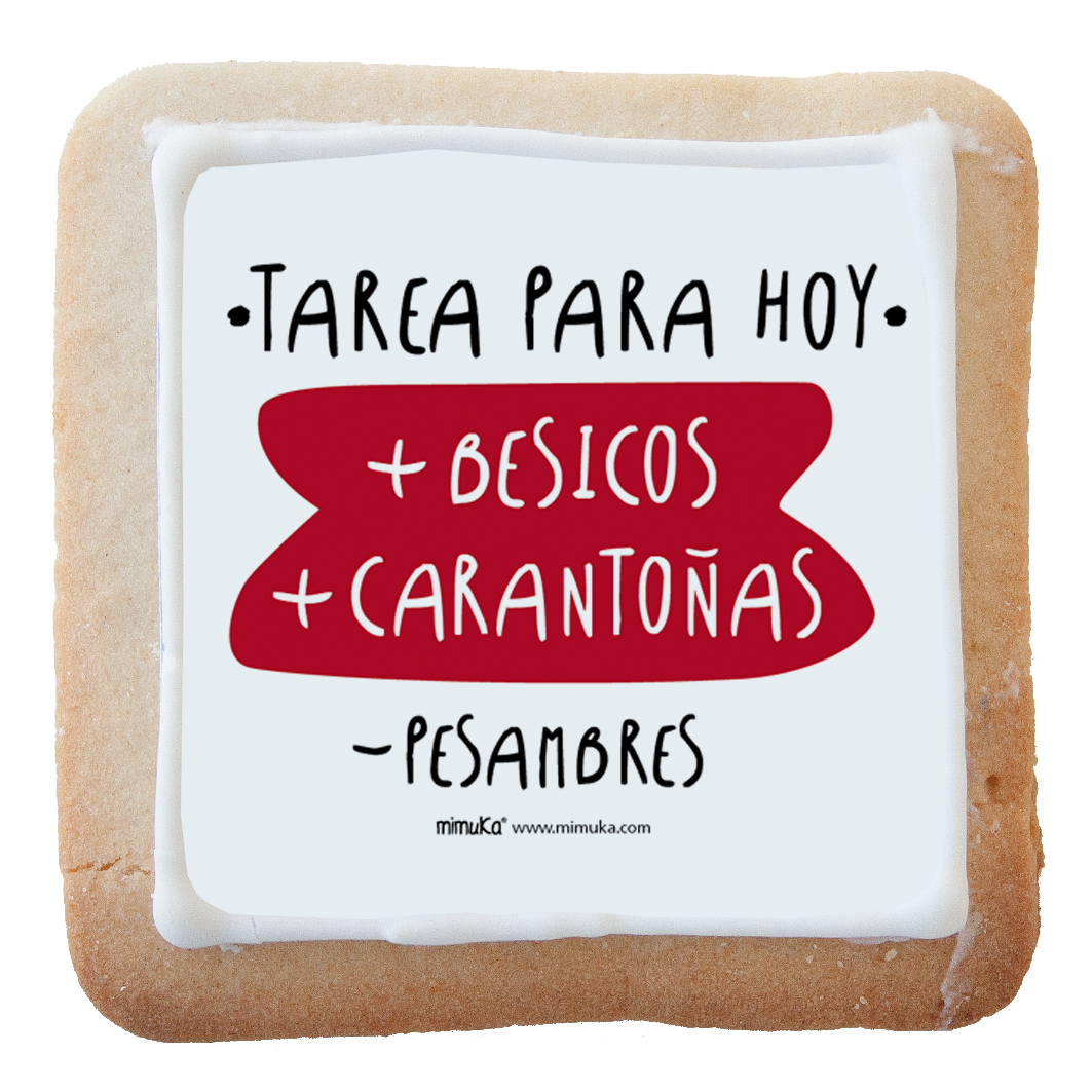 Galleta  Más Besicos