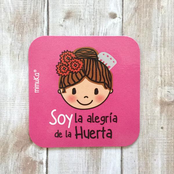 Iman Huertana Soy la Alegria de la Huerta