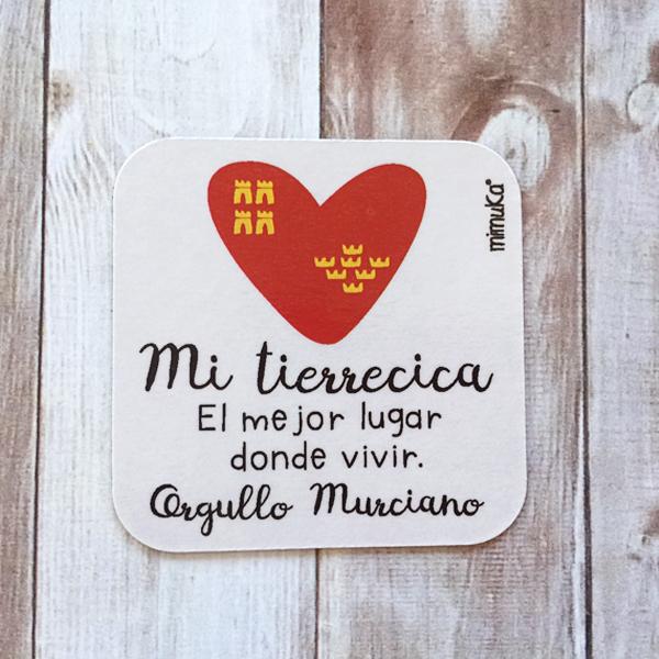 Iman Mi Tierrecica - Murcia