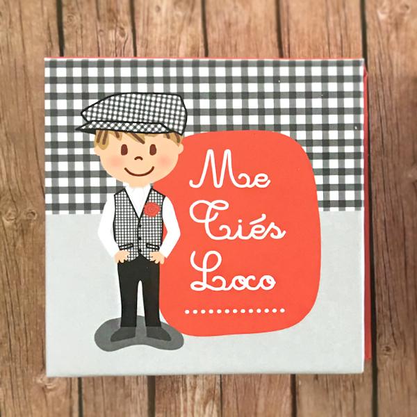 Taco Notas Me Ties Loco