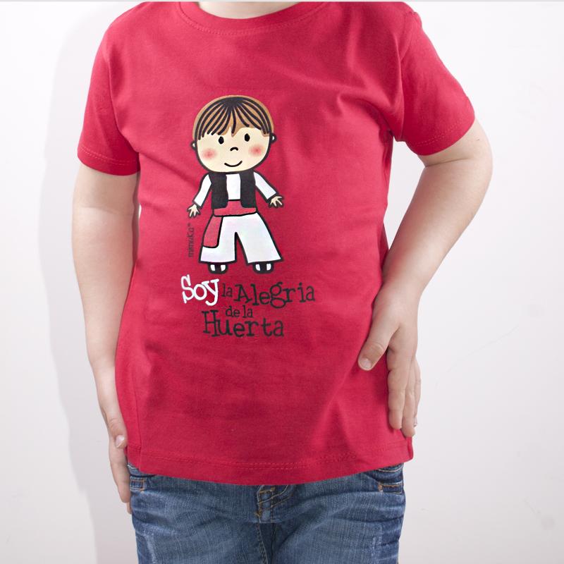 Camiseta Niño Huertano 04