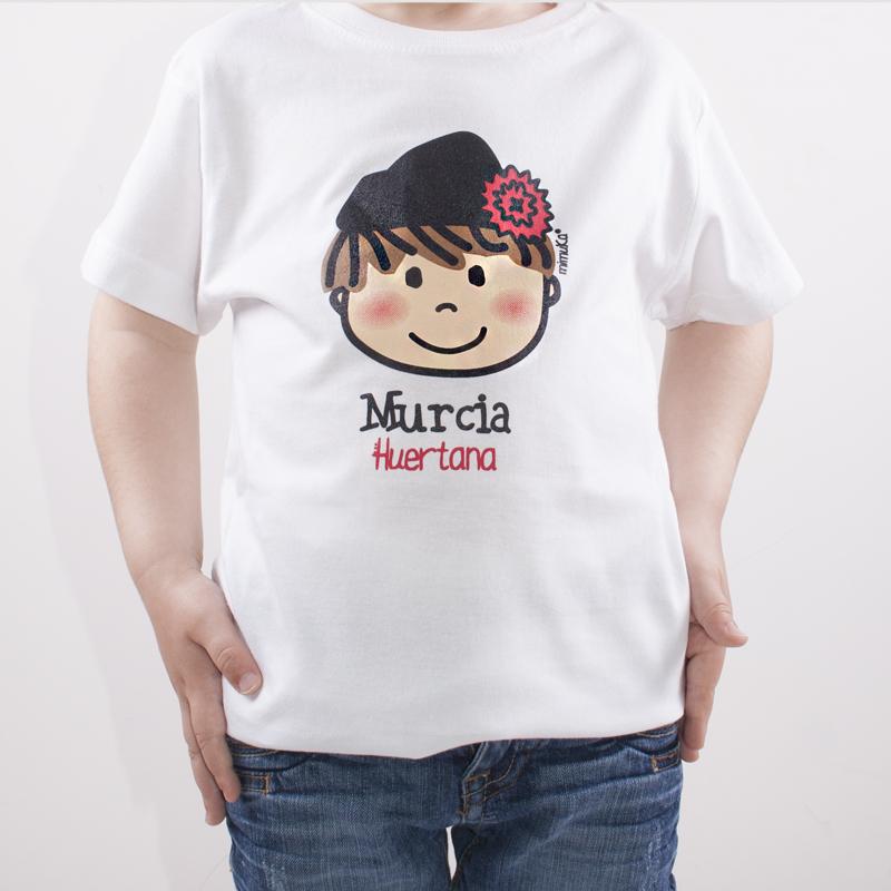 Camiseta Niño Huertano 05