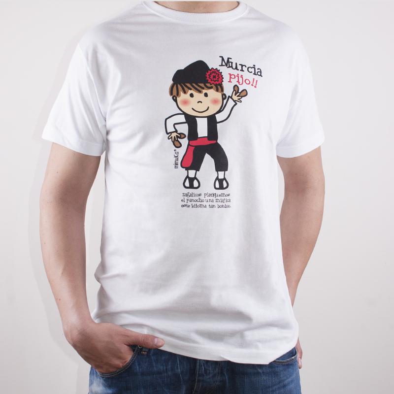 Camiseta Hombre Huertano 06