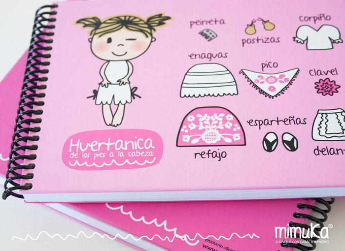 Pack Regalo ni�a original