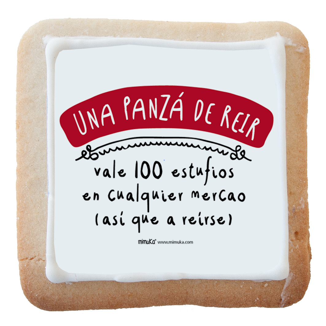 Galleta Panza Reir